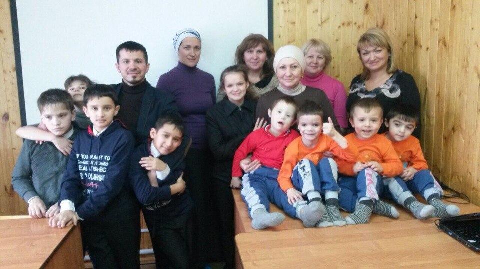 Наши сироты в Тюлячинском районе