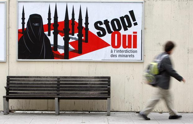Европа – от исламофобии к антисемитизму