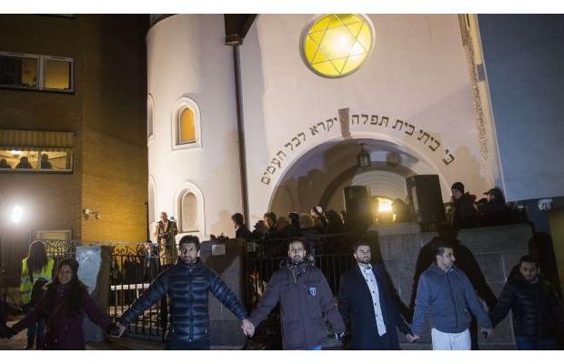 Мусульмане и «Кольцо Мира»