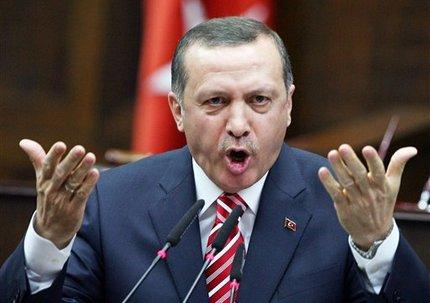 Эрдоган сравнивал террористов ИГ с монголами