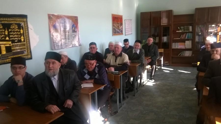 Заместители мухтасибов повышают свои знания в сфере халяль