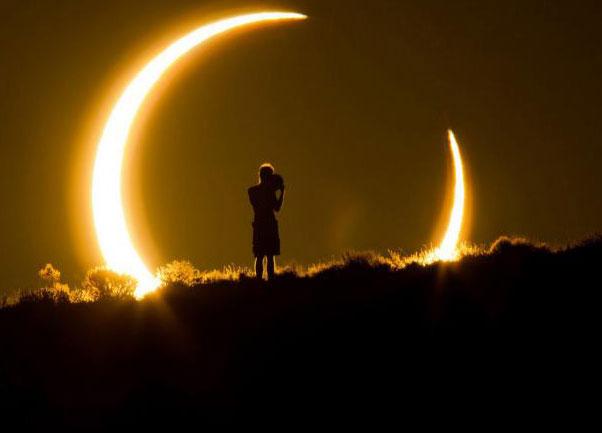 Что делать при Солнечном затмении?