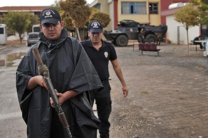 Турецкий парламент расширил полномочия полиции