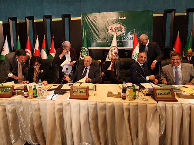 Арабские страны решили сформировать общие вооруженные силы