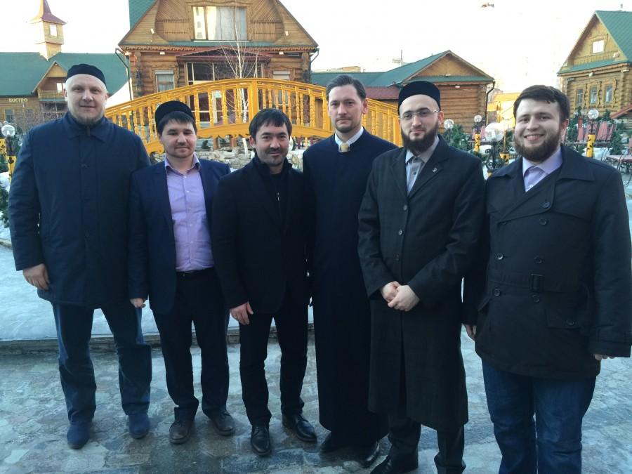 Муфтий Татарстана и члены АПМ РФ встретились с Дамиром Мухетдиновым