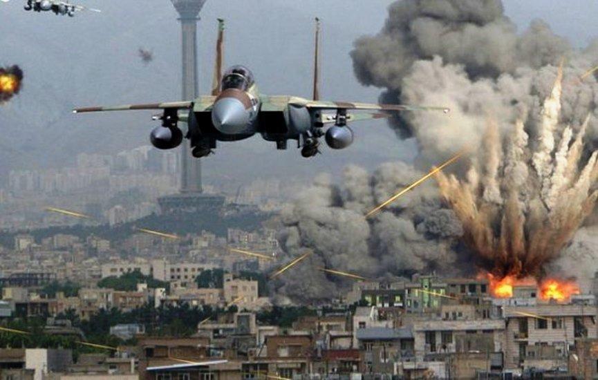 США ударили по Тикриту с воздуха