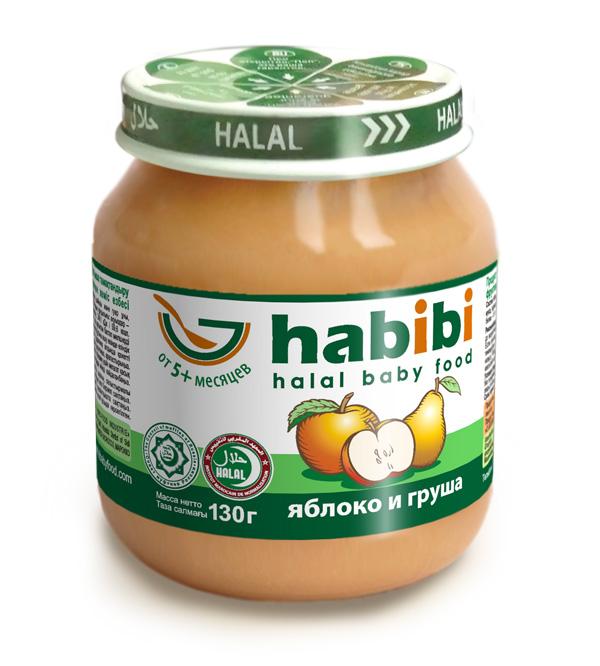 На рынке России появилось детское питание халяль «habibi».