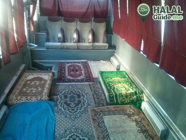 Сбор средств на мобильную мечеть завершен