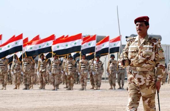 ИГИЛ потерял треть оккупированной территории Ирака