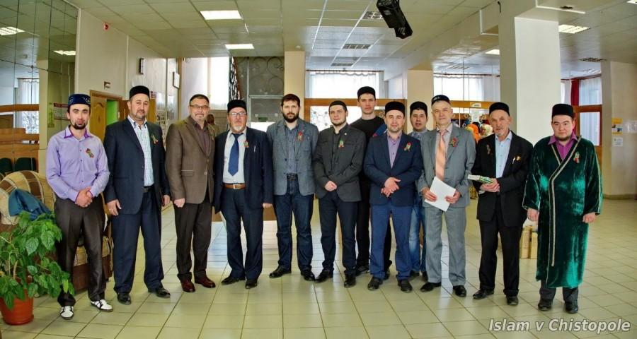 Чистопольским мусульманам рассказали о халяле