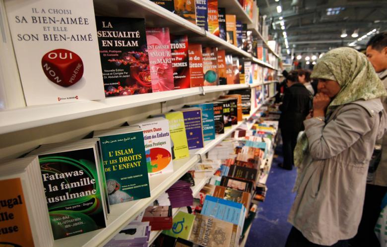 Во Франции вышла книжка редактора исламофобского ж...