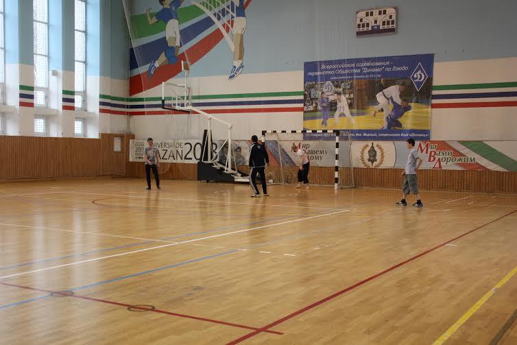 На спортивной базе «Динамо» появились «мусульманские часы»