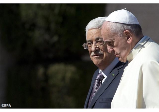 Ватикан подпишет договор с Палестиной