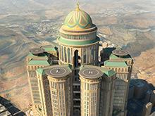 В Мекке появится самый большой в мире отель