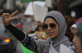 В США суд поддержал право мусульманки на хиджаб