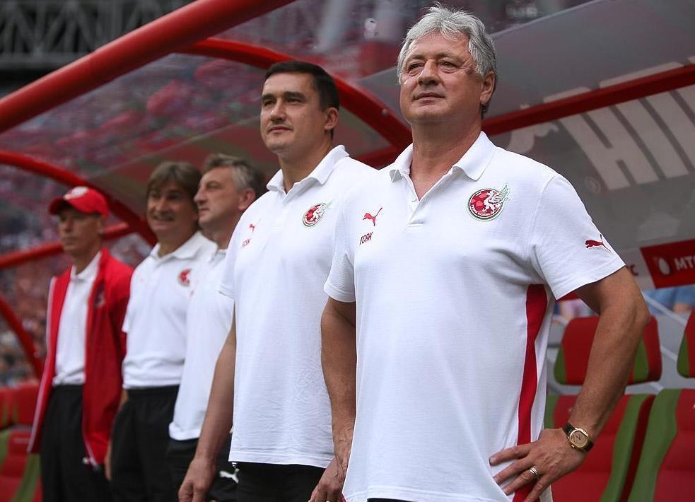Казанский «Рубин» заменит «Динамо» в футбольной Лиге Европы