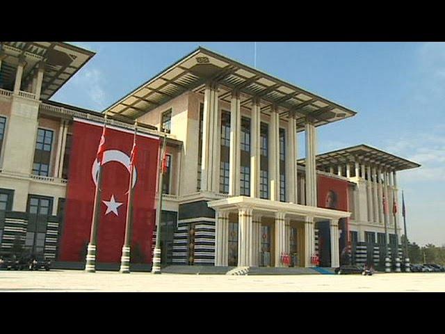 Президент Турции открыл общедоступную мечеть в своей резиденции
