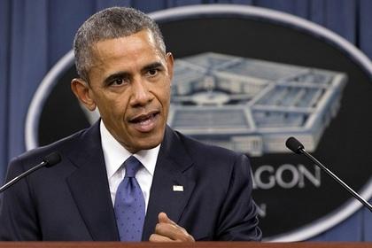 Обама назвал условием борьбы с ИГ отставку Асада