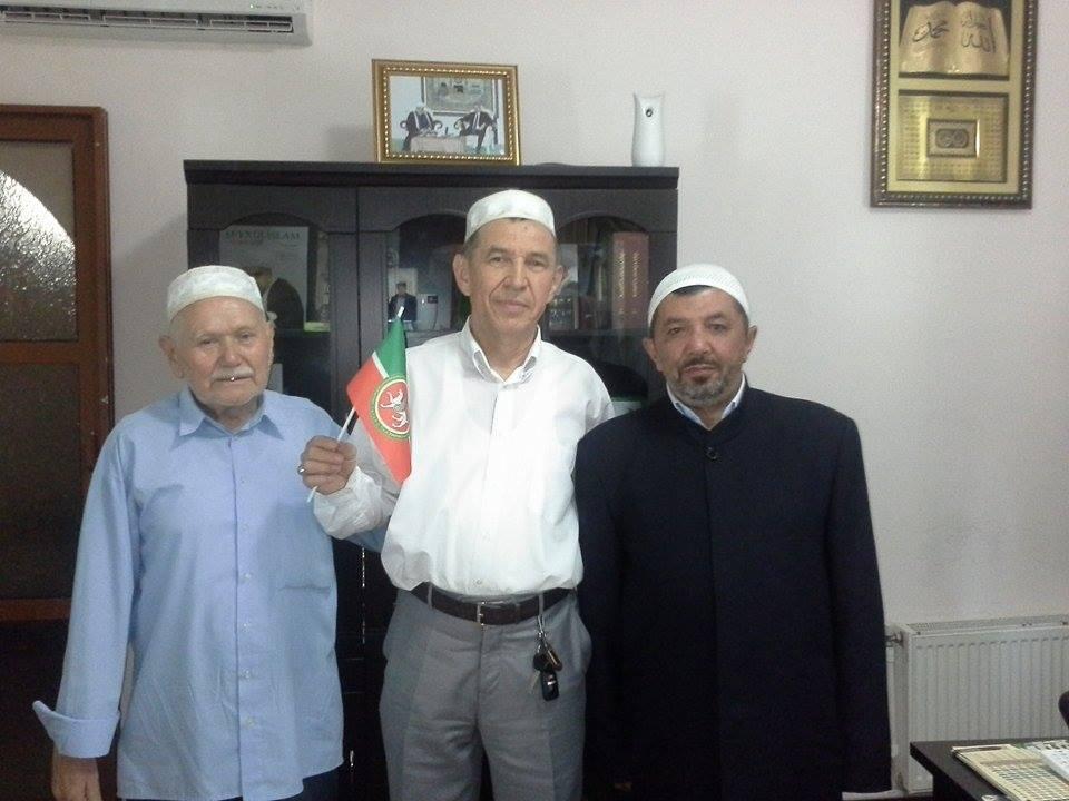Интервью: Первый заместитель УМК, муфтий Хаджи Сал...