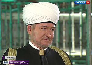 Равиль Гайнутдин: исламское государство не может б...