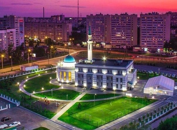 """История общины мечети """"Ярдэм"""" (хронология)"""