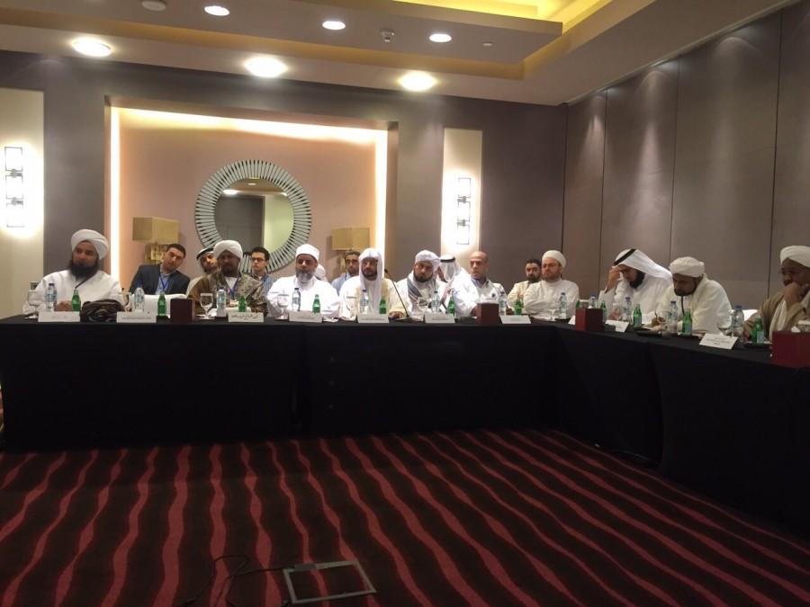 Встреча мусульманских ученых проходит в Абу Даби