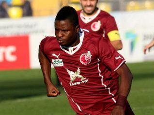 Футболист «Рубина» Мубарак Вакасо выписан после лечения от тропической малярии