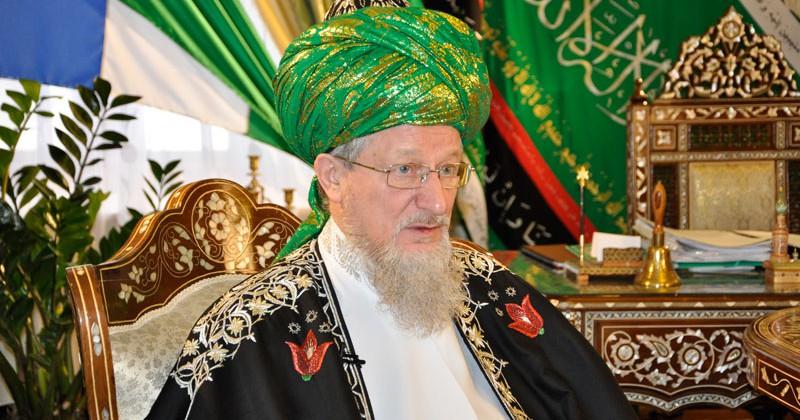 В России выбирают место для резиденции муфтия