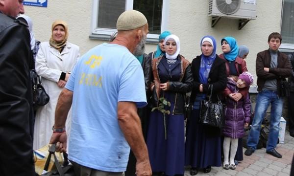 Мусульманские Знакомства В Крыму Между Мусульманами