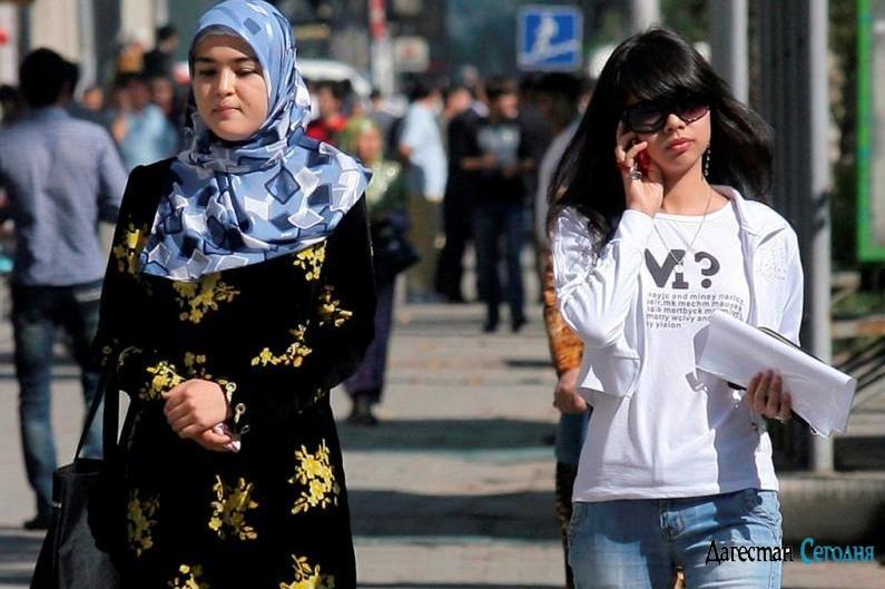 В родильных домах Ташкента запретили носить хиджаб