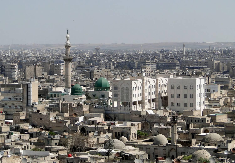 Минобороны РФ: террористы используют мечети под военные склады
