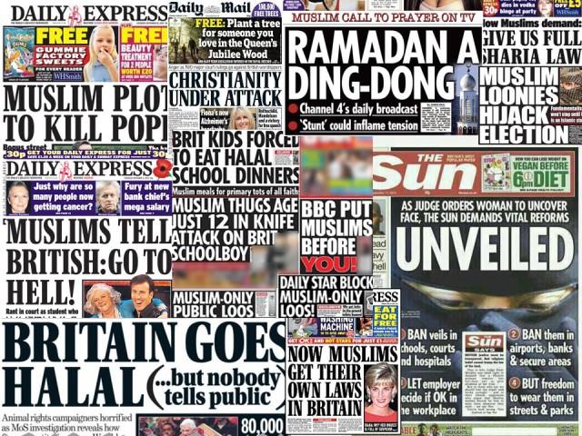 IHRC: Британия переживает всплеск исламофобии