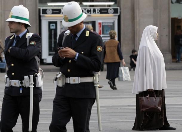 Итальянские мусульмане против очернения ислама