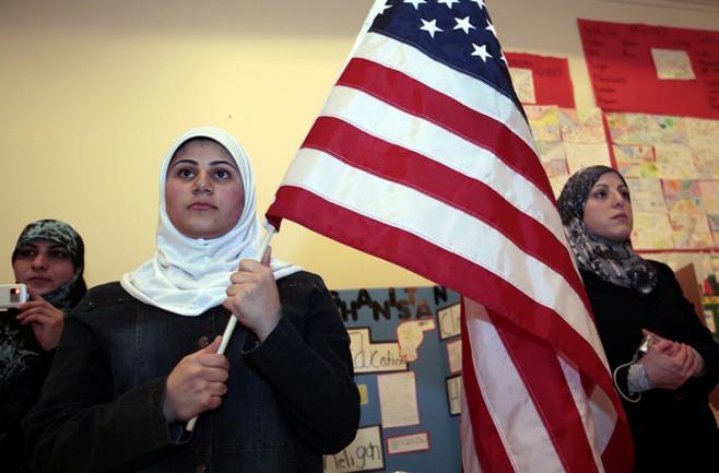 Почему мусульмане нужны США?