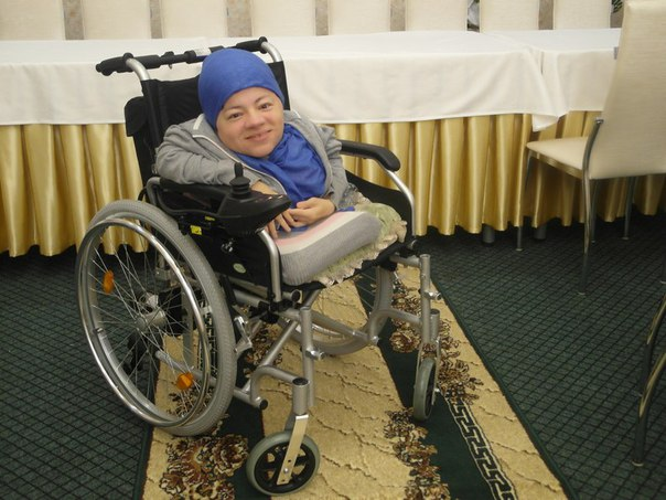 Лилия Салахутдинова: «Мне нравится помогать людям»