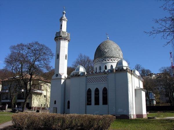 Мусульмане Прибалтики