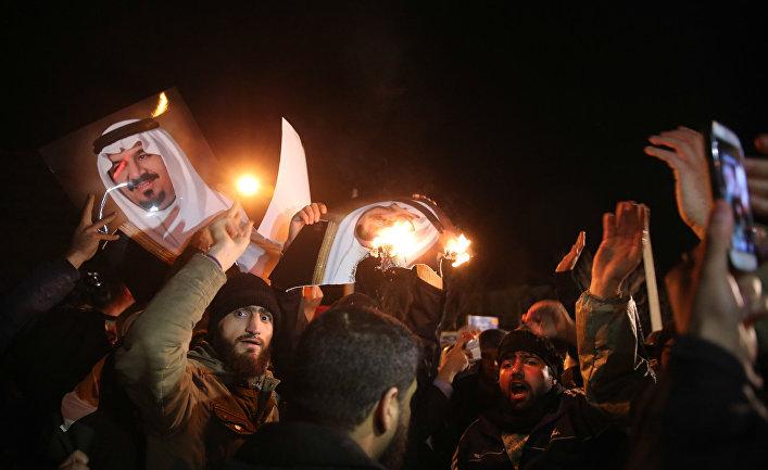 Саудовская Аравия и Иран: поединок в Персидском заливе
