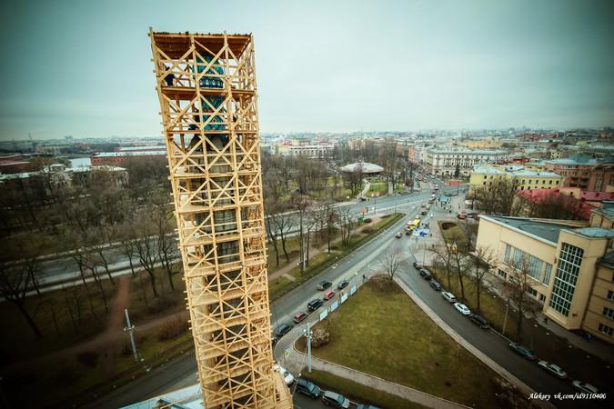 В Санкт-Петербурге ждут открытия новой мечети