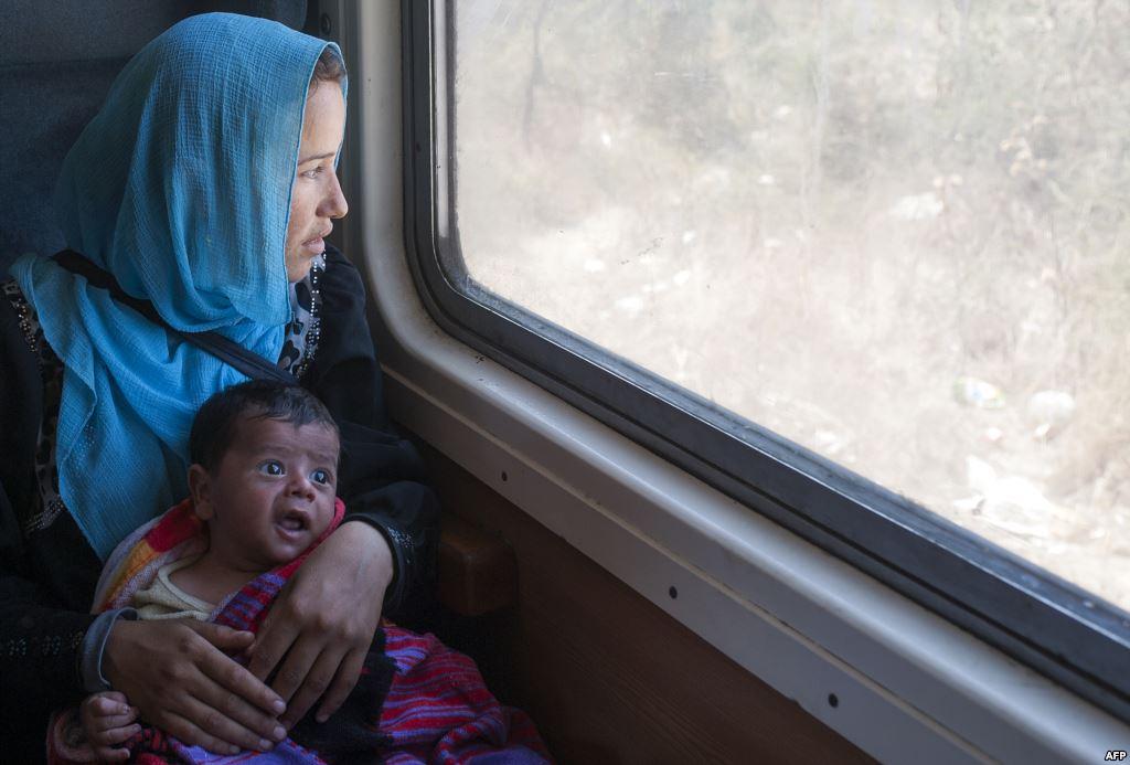 Кто на самом деле страдает от беженцев?