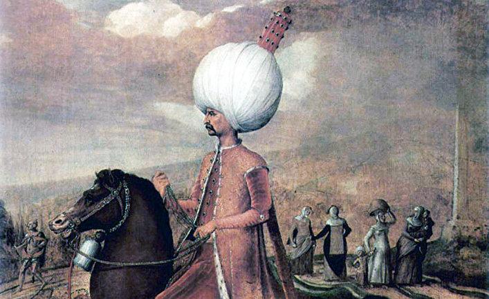 Неизвестные факты об Османской империи -без иллюзий!