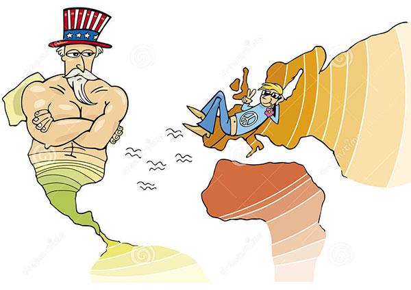 Голландский эксперт считает, что большая часть мира ненавидит Запад
