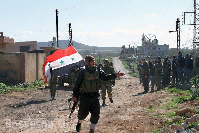 Сирия: режим прекращения огня подтвердили 35 группировок сирийской оппозиции