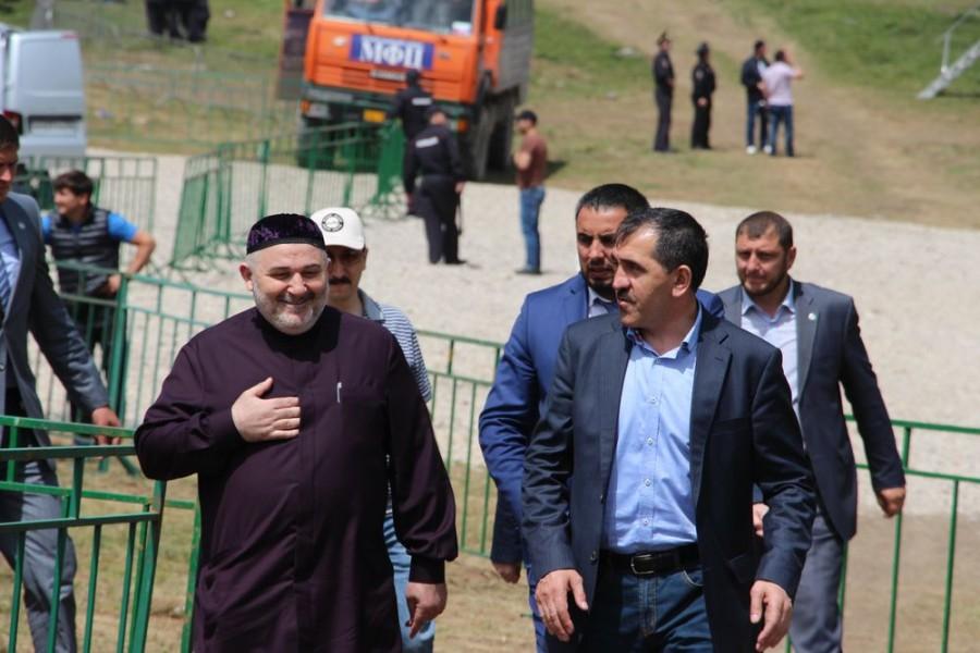 Противостояние Евкурова с муфтиятом Ингушетии выходит на финишную прямую