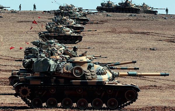 Асад: в Сирию вторглась армия Эрдогана