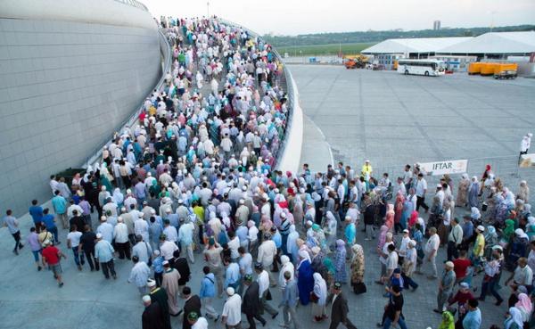 Республиканский ифтар в Казани пройдет 22 июня — ДУМ РТ