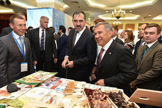 Минниханов: Татарстан открыт для исламских инвесторов