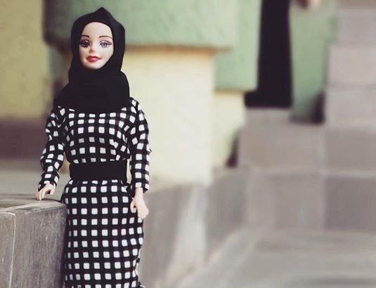 Кула в хиджабе как подарок