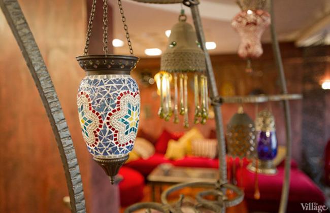 Восточные фонари для мусульман