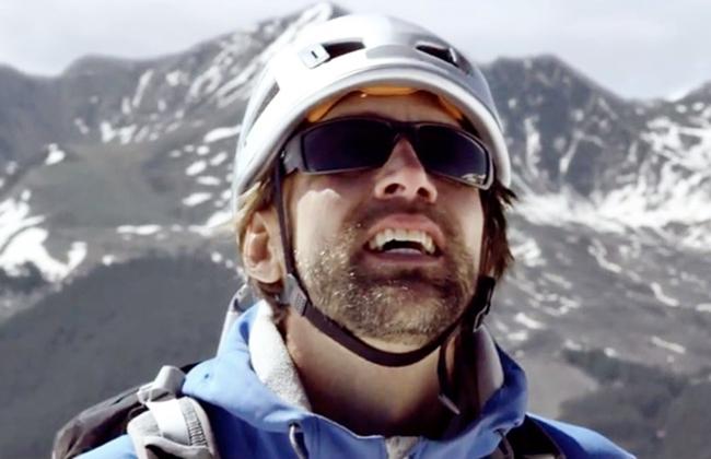 Эрик Вайхенмайер, слепой альпинист