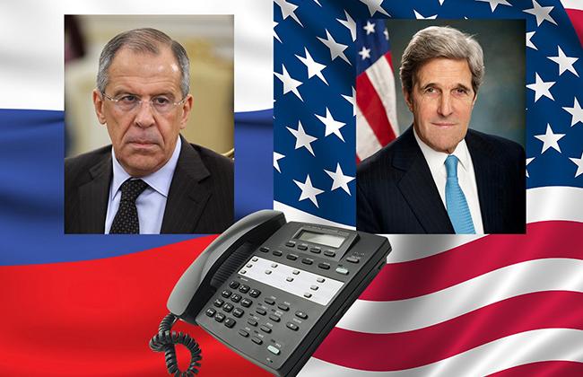 Министры иностранных дел России и Америки
